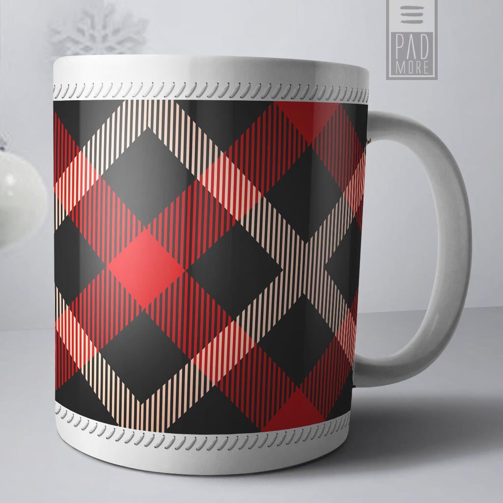 Cabin at Home Mug