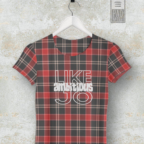 Little Women Ambitious Like Jo T-shirt