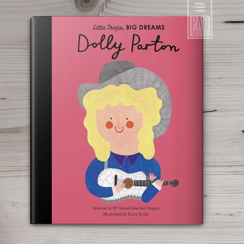 Dolly Parton -Little People, BIG DREAMS