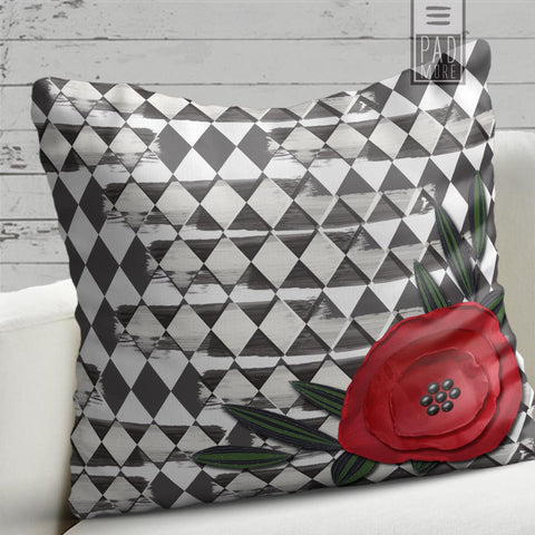 Wonderland It's Crazy Pillow