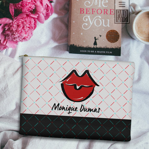 Lips are Made for Kissing Travel Bag