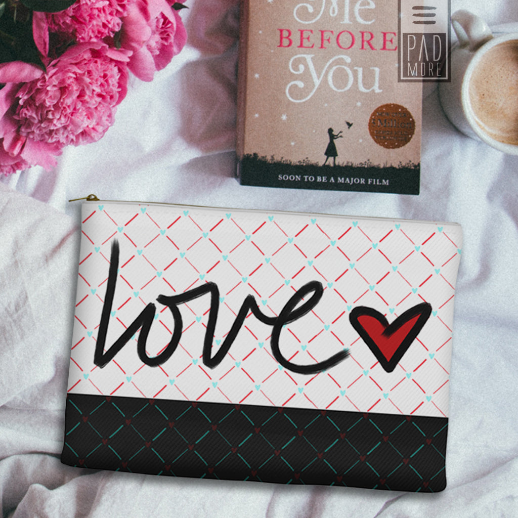 Love is All We Need Travel Bag