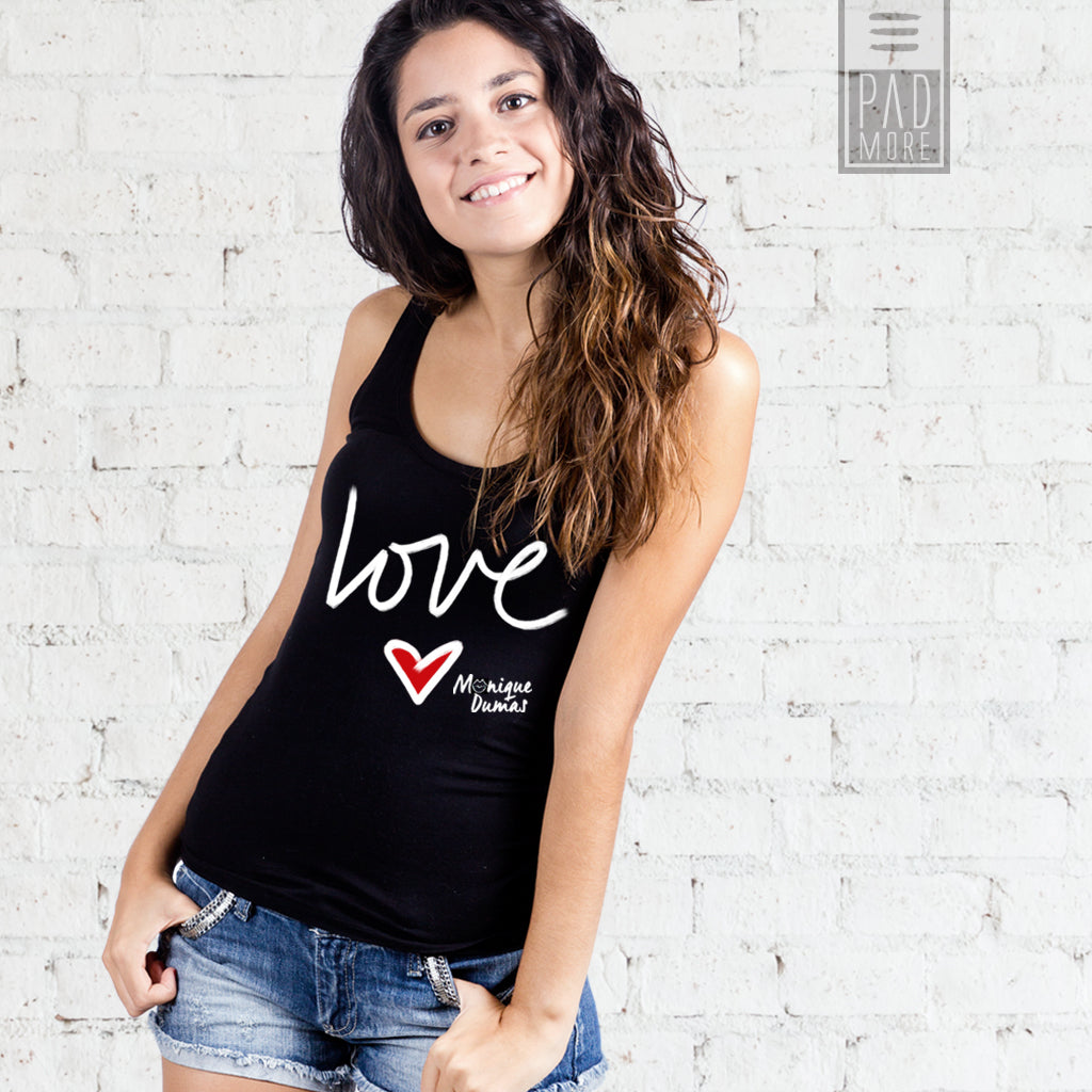 Love is All Around Tank Top