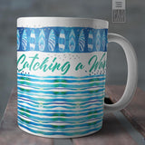 Catching a Wave Coffee Mug
