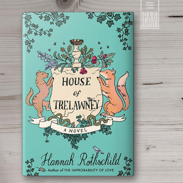 House of Trelawney: A novel