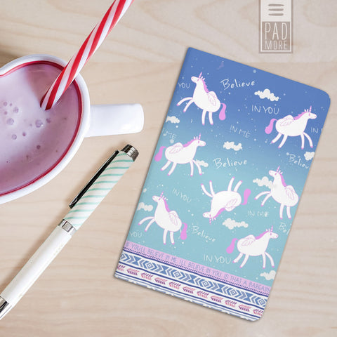 Unicorns Pocket Journal