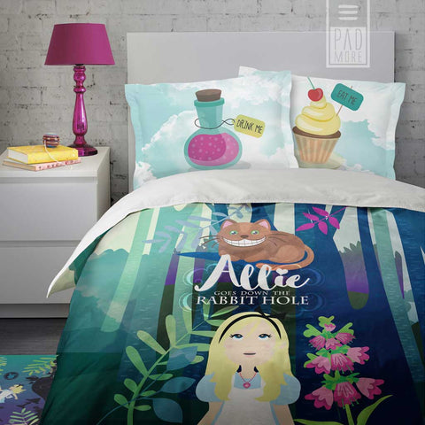 Allie Duvet Cover