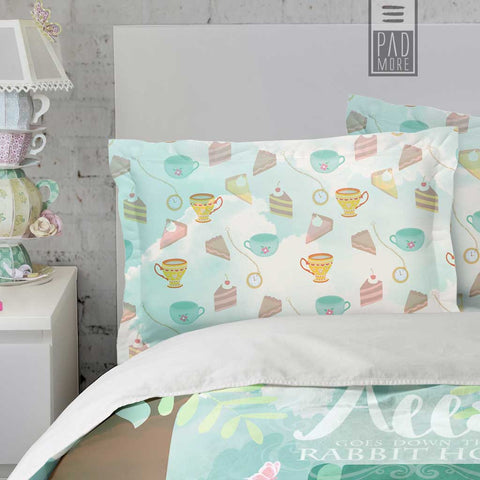 Allie Tea Party Pillow Sham