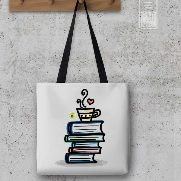 Perfectly Content Tote bag
