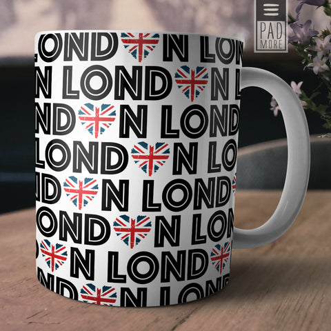 London in our Hearts Mug