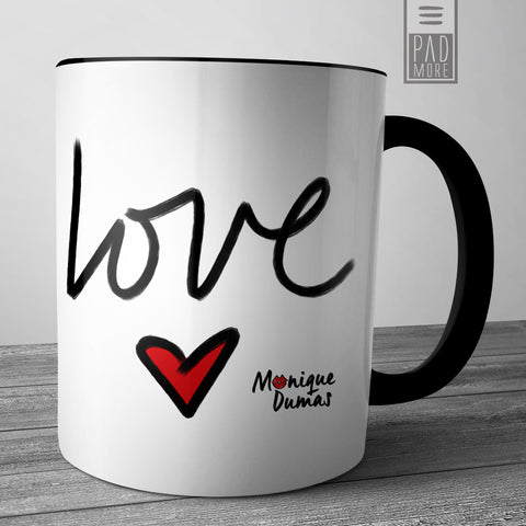 Love is All Around Mug