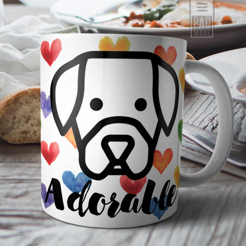 Emotion Dogs Mugs
