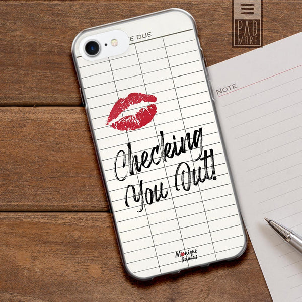Checking You Out Phone Case