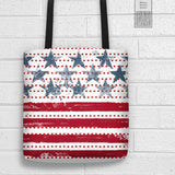Flag Bearer Tote bag