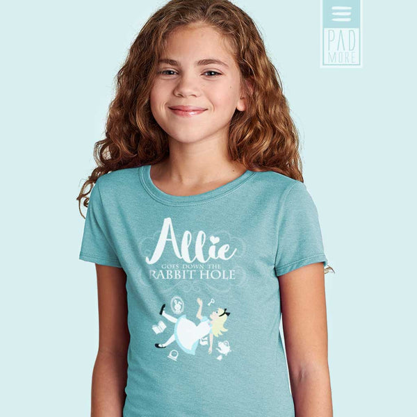 Allie Girl's T-Shirt
