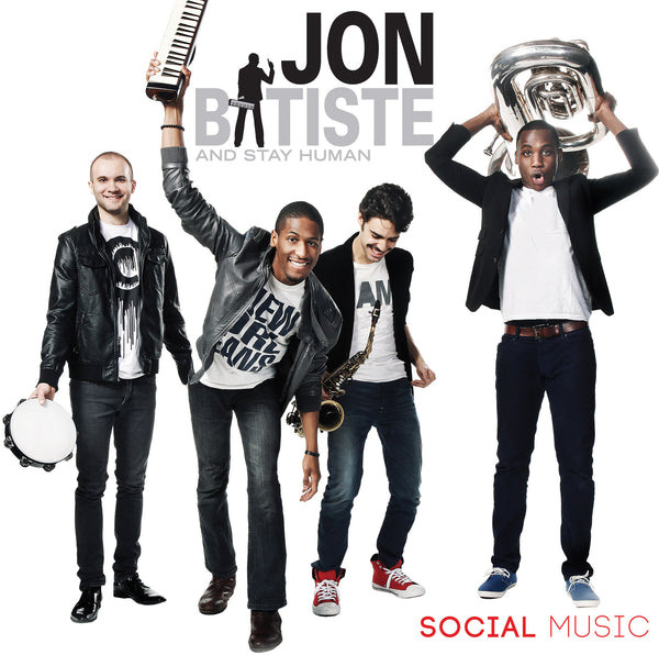 TV Jon Batiste Social Music CD