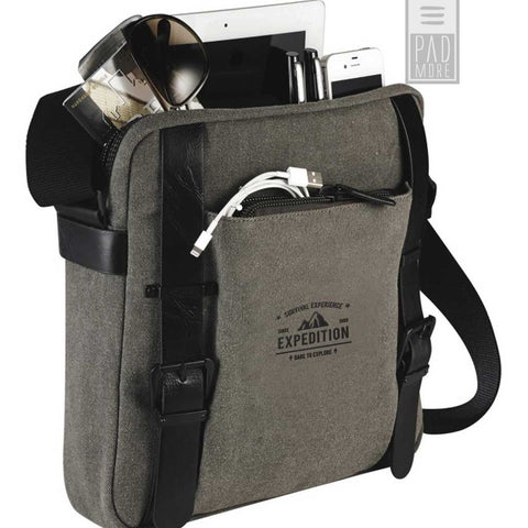 Kenneth Cole® Tablet Messenger Bag