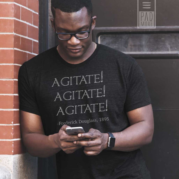 CTA: Agitate Men Tshirt