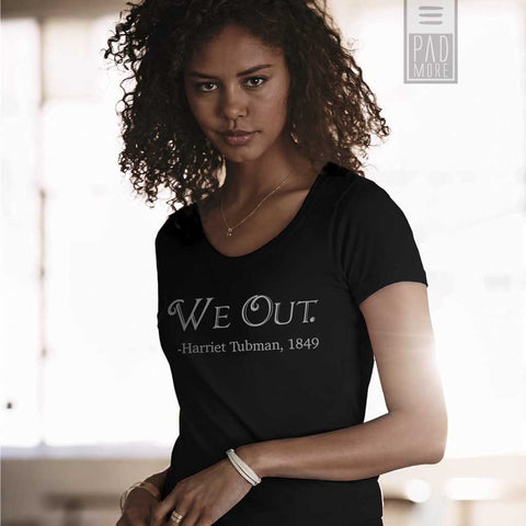 CTA: We Out! Women Tshirt