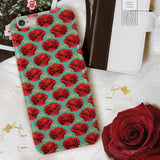 Roses and Crowns Phone Case
