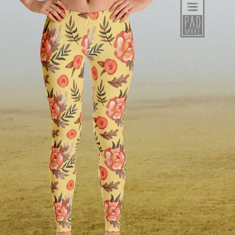 Everywhere Flowers Leggings