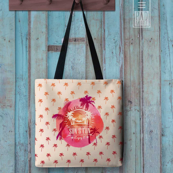 Enjoy the Sun Tote bag
