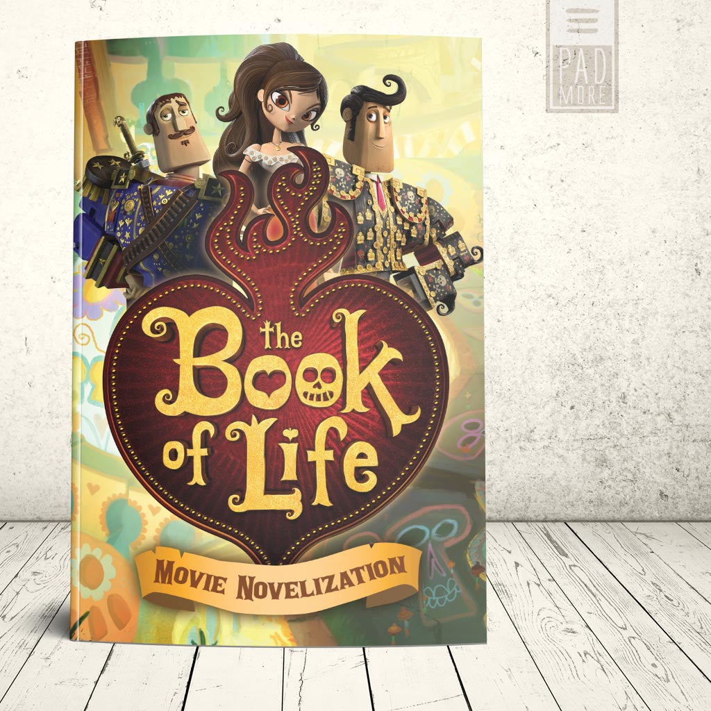The Book of Life Novel