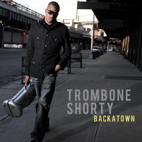 Trombone Shorty Music CD's
