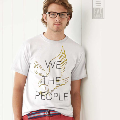 We The People Men Tshirt