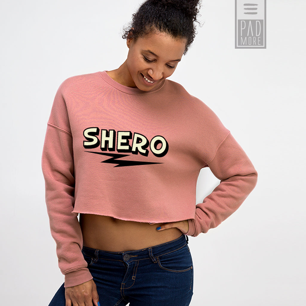 SHERO Women Sweatshirt