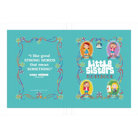 Little Women Little Sisters Notebook