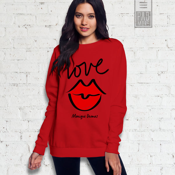 Love is All Around Sweatshirt