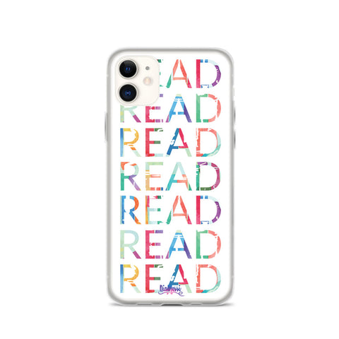 Read Read Read More Phone Case