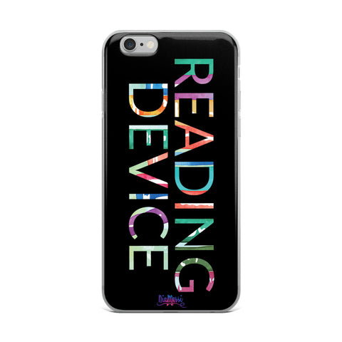 Reading Device Phone Case