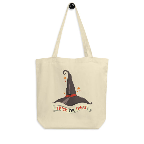 Trick or Treat Eco Tote Bag