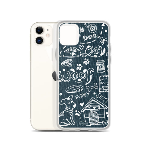 Dog Doodles Phone Case