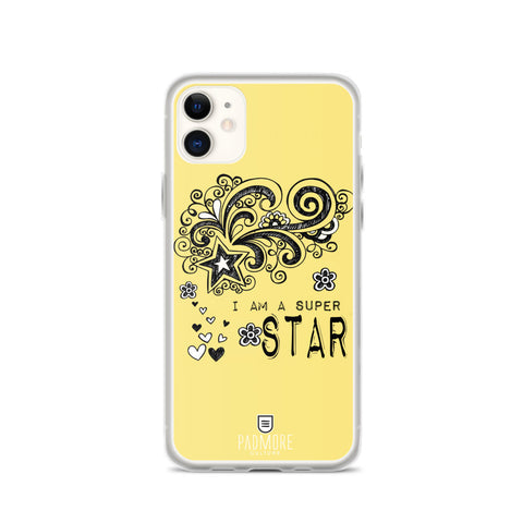 I'm a Super Star Phone Case