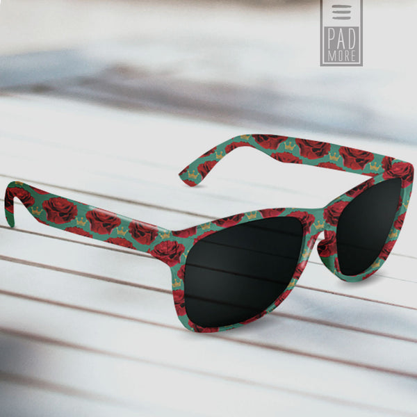 Roses and Crowns Sunglasses