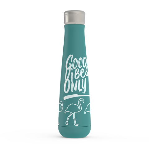 Good Vibes Only Water Bottles