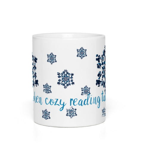 Frozen: Cozy Winter Reading Mug