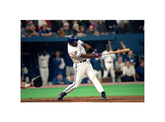 1993 world series game 6 philadelphia phillies v toronto blue jays