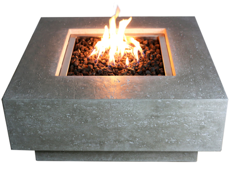 Manhattan Cast Concrete Fire Table (OFG103)