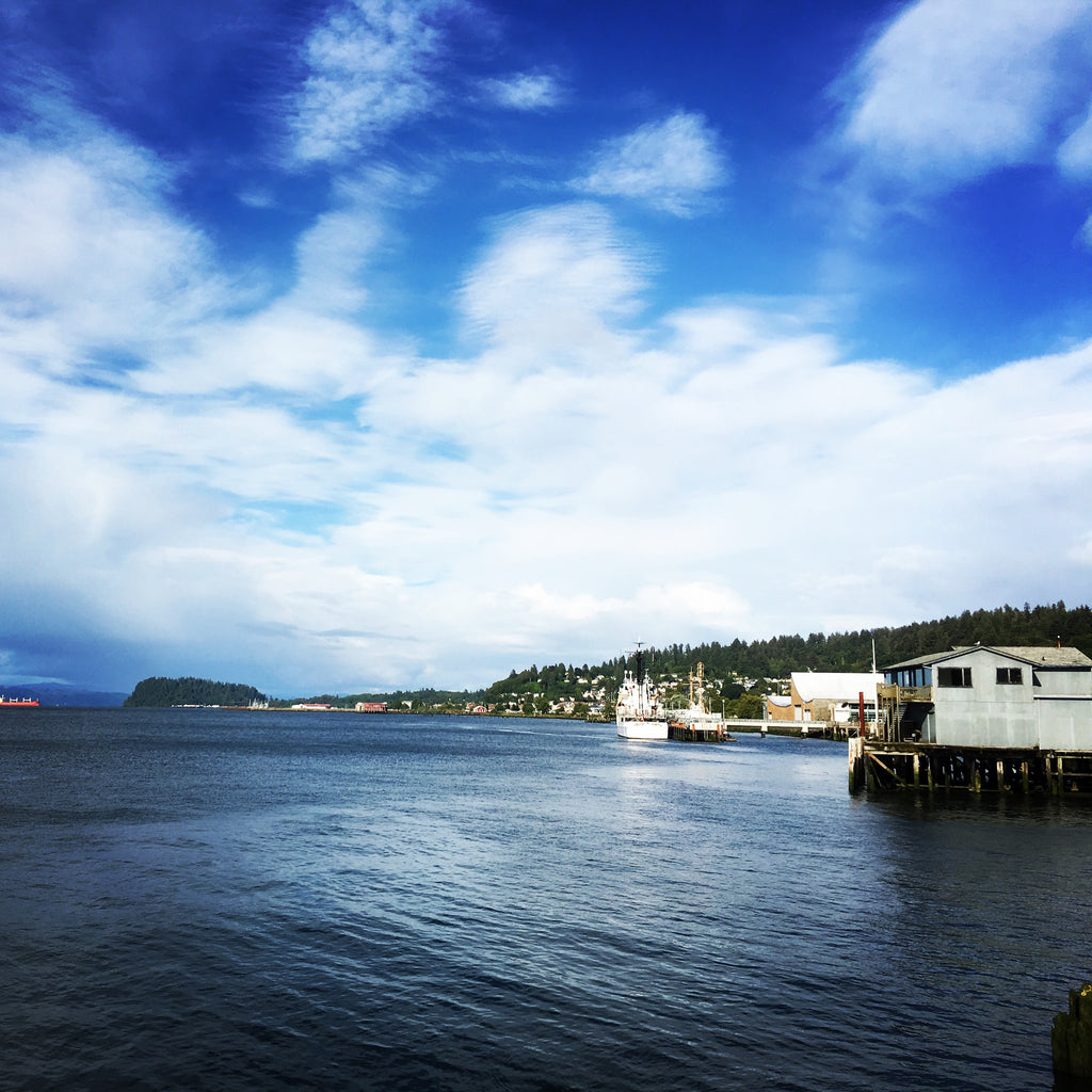 Visiting Astoria Oregon