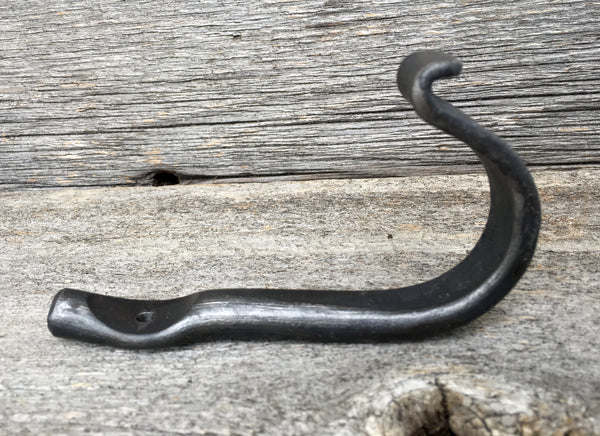 "Hand Forged 5"" hook"