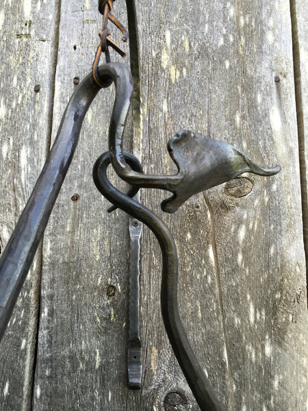 Hand Forged Triangle bell