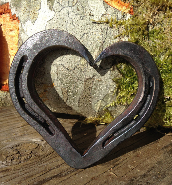 Little horseshoe heart
