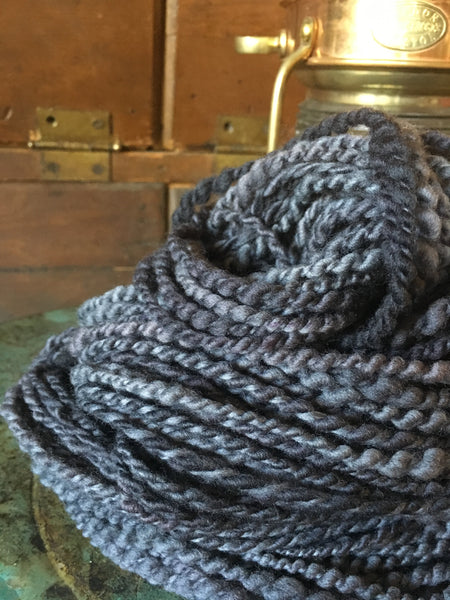 Handspun art yarn #189