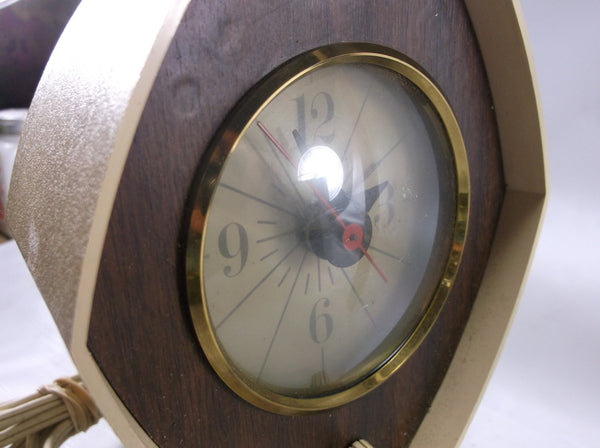 Projection Clock Brown & Bigelow Remembrance Alarm Clock With Ceiling Projection .epsteam