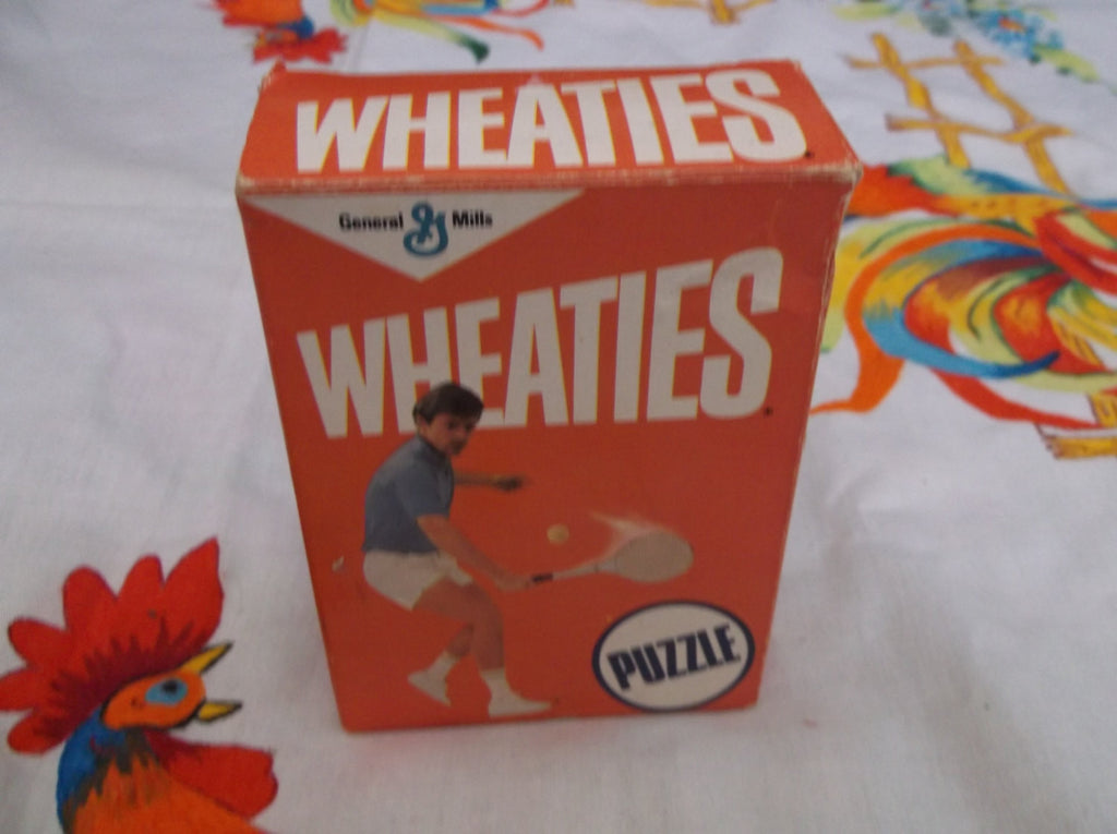 Wheaties Vintage toy puzzle made for General Mills in the 1970 s.epsteam