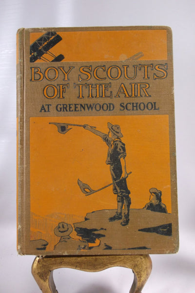 Book 1912 Boy Scouts Of The Air At Greenwood School.epsteam